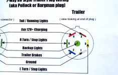 6 Way Flat Trailer Wiring Diagram