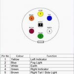 7 Pin Trailer Lights Wiring Diagram | Wiring Library   Trailer Light Wiring Diagram Australia