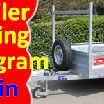 7 Pin Trailer Wiring Diagram Harness   Youtube   Trailer Wiring Diagram Nsw