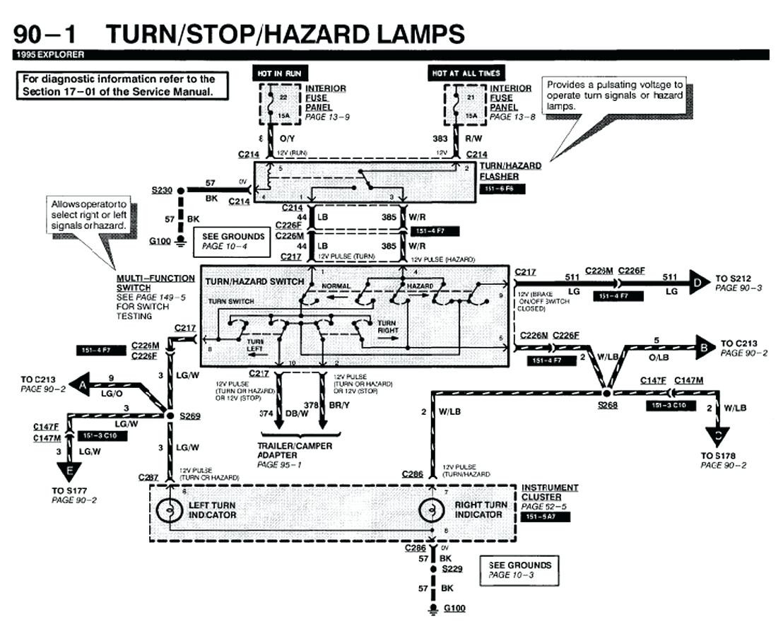DIAGRAM 2004 Ford Explorer Sport Trac Tail Light Wiring ...