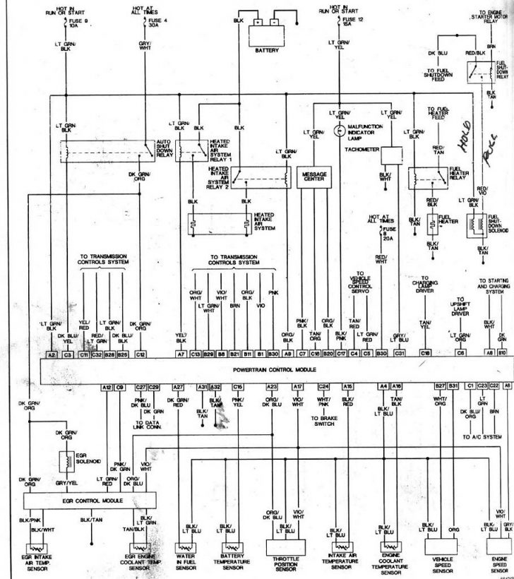 2002 Dodge Ram Trailer Wiring Diagram