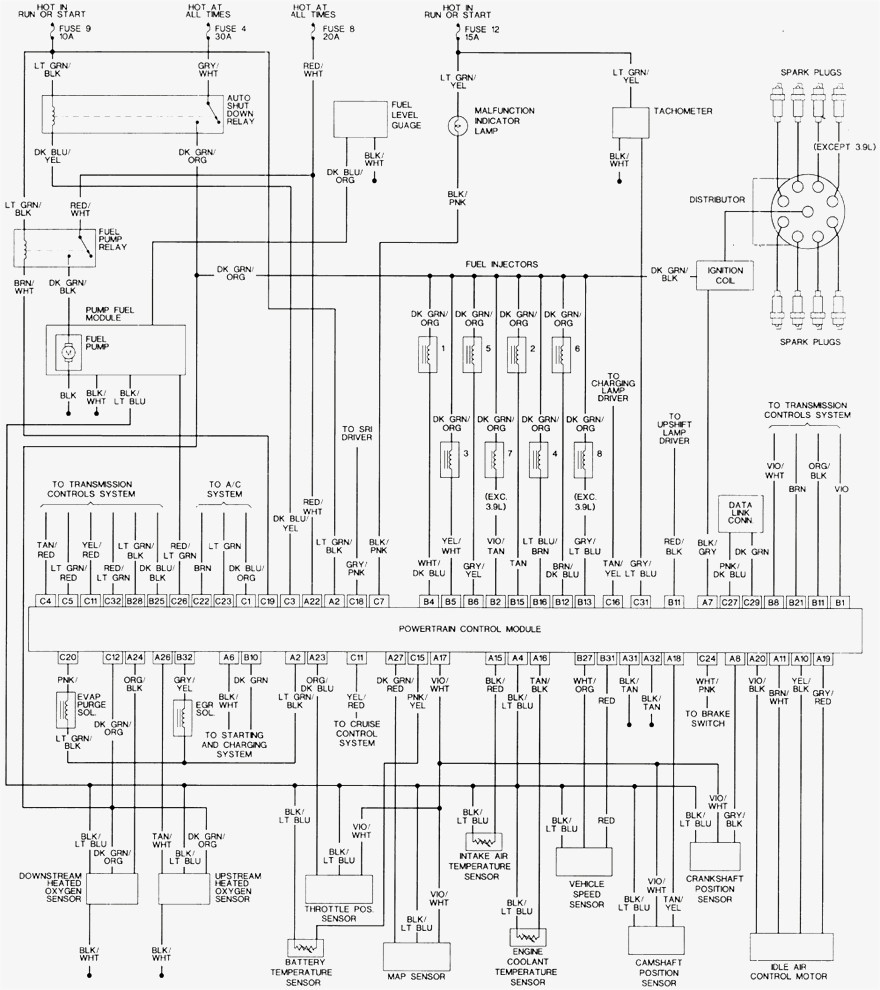 96 Dodge Trailer Wiring Diagram | Wiring Library - 96 Dodge Ram Trailer Wiring Diagram