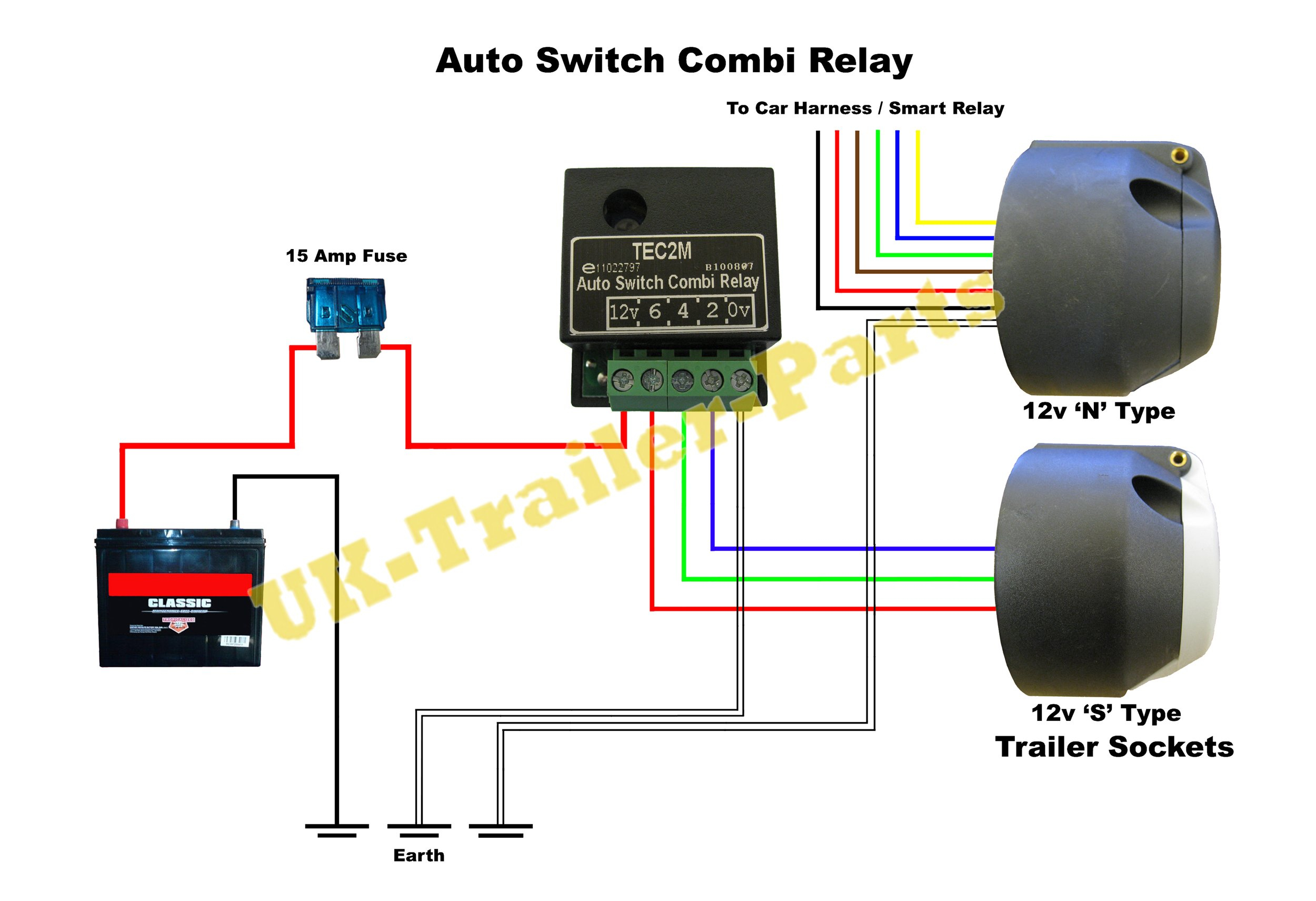 All Posts Page For Uk-Trailer-Parts.co.uk | Uk-Trailer-Parts - Part 3 - 24V Trailer Socket Wiring Diagram Uk