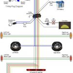 Auxiliary With Tail Lights And Electric Brakes 7 Pin Trailer Wiring   Trailer Brake Wiring Diagram 7 Way