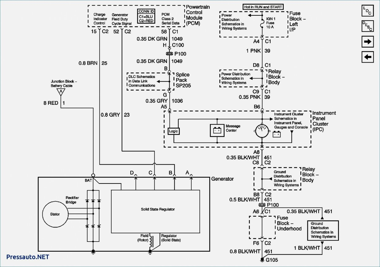 Awesome Chevy 3 Wire Alternator Diagram Dodge Data Wiring Ford New - 3 Wire Trailer Wiring Diagram