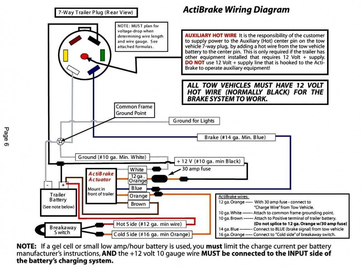 Bargman Breakaway Switch Wiring Diagram - Trusted Wiring Diagram - Trailer Breakaway Wiring Diagram