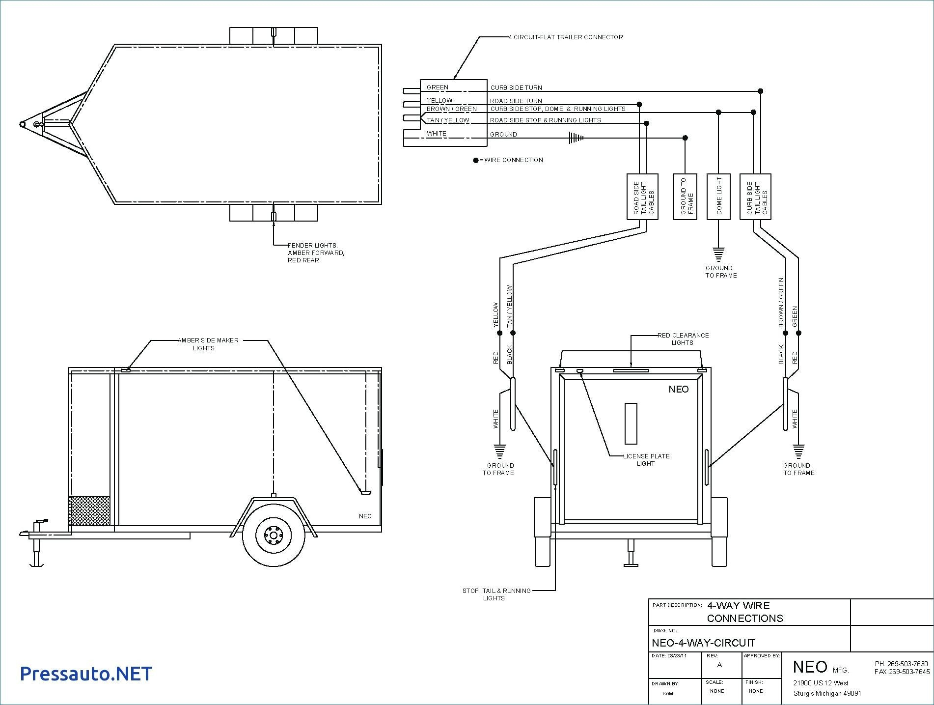 Belshe Trailer Wiring Diagram - Data Wiring Diagram Schematic - Diamond D Trailer Wiring Diagram