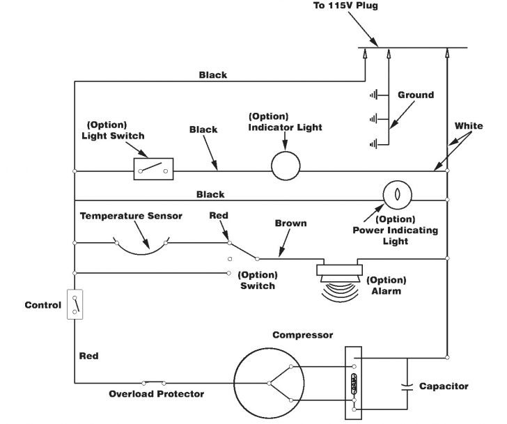 Electric Trailer Jack Switch Wiring Diagram