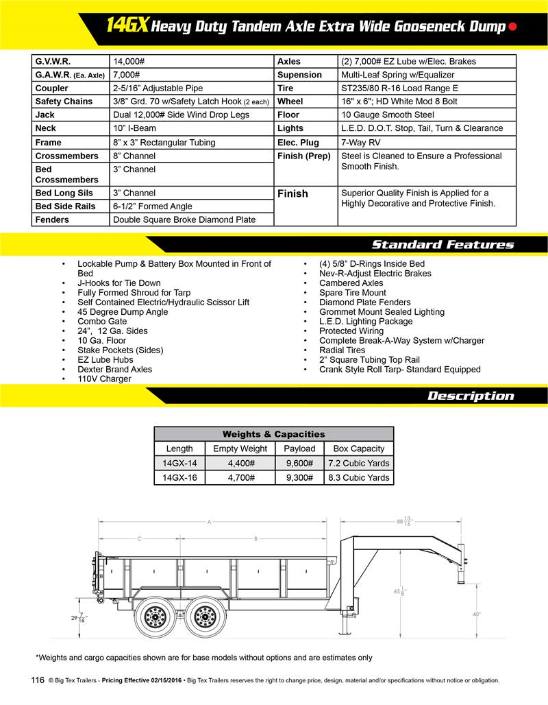 Big Tex 10Sr Wiring Diagram | Wiring Library - Wiring Diagram For Tandem Axle Trailer With Brakes