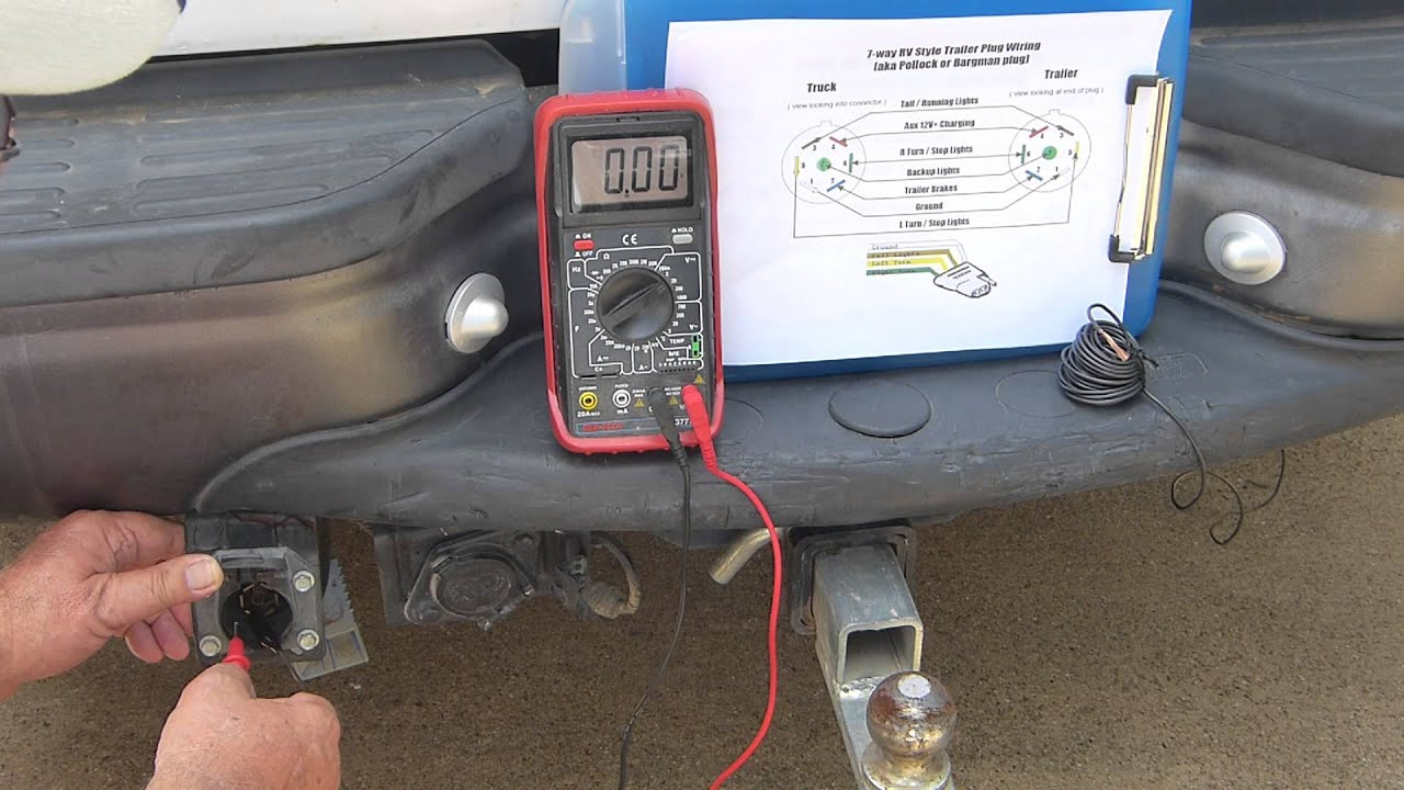 Boat Trailer Harness | Wiring Diagram - W-W Trailer Wiring Diagram