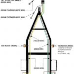 Boat Trailer Wiring Diagram 4 Way   Deltagenerali   Four Way Trailer Wiring Diagram
