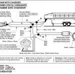 Break Away Hopkins Breakaway System Electric Brake Caravan Trailer   Breakaway Trailer Brake Wiring Diagram