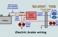 Trailer Brake Away Wiring Diagram