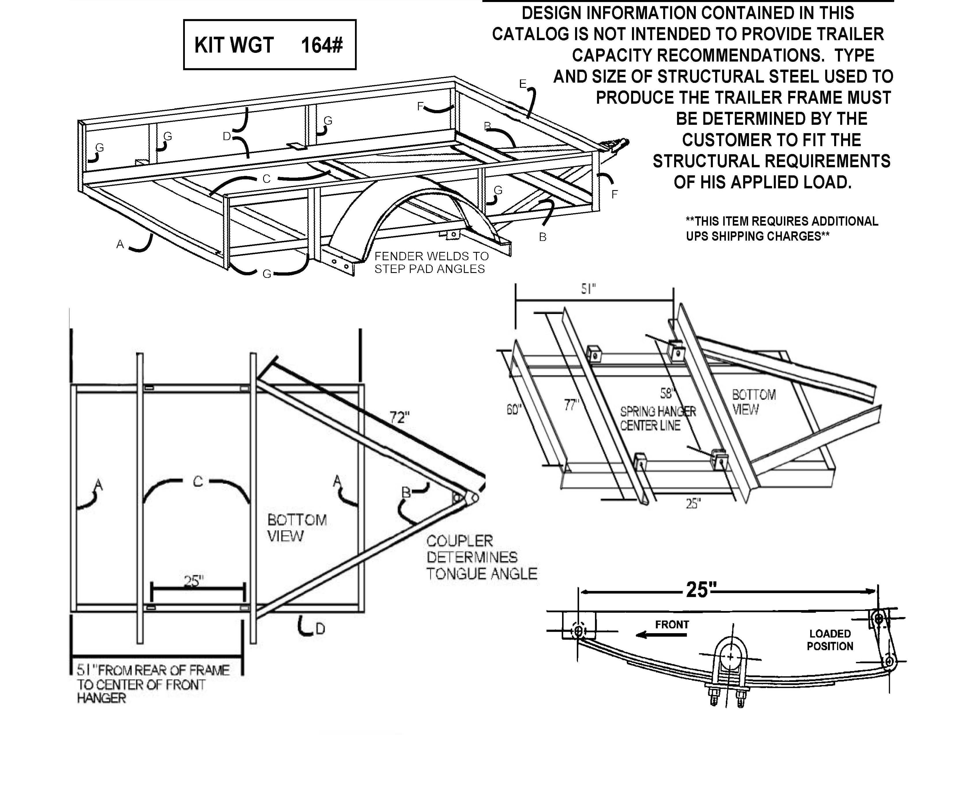 Build Your Own Utility Trailer With Champion Trailers Complete - Quality Steel Dump Trailer Wiring Diagram