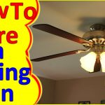 Ceiling Fan Wiring Diagram Installation   Youtube   Trailer Light Wiring Diagram Australia