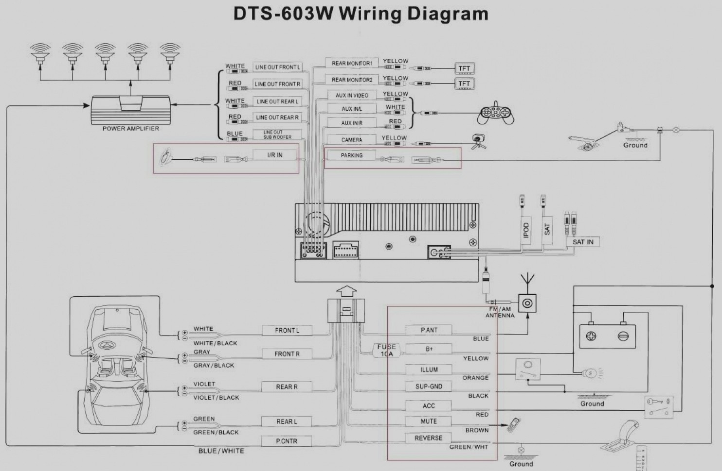 Chevrolet Trailblazer Wiring Diagram | Wiring Diagram - Trailblazer Trailer Wiring Diagram