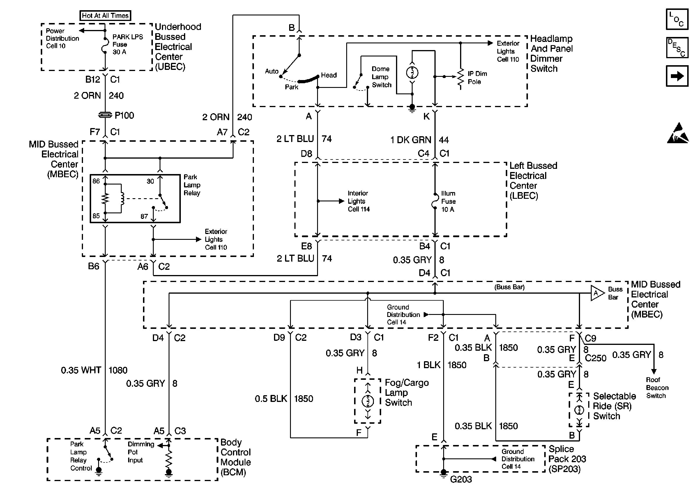 Trailer Wiring Diagram For 2006 Chevy Silverado