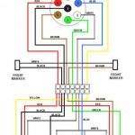 Commercial Tractor Trailer Wiring Diagram   Great Installation Of   Trailer Wiring Harness Diagram 4 Way