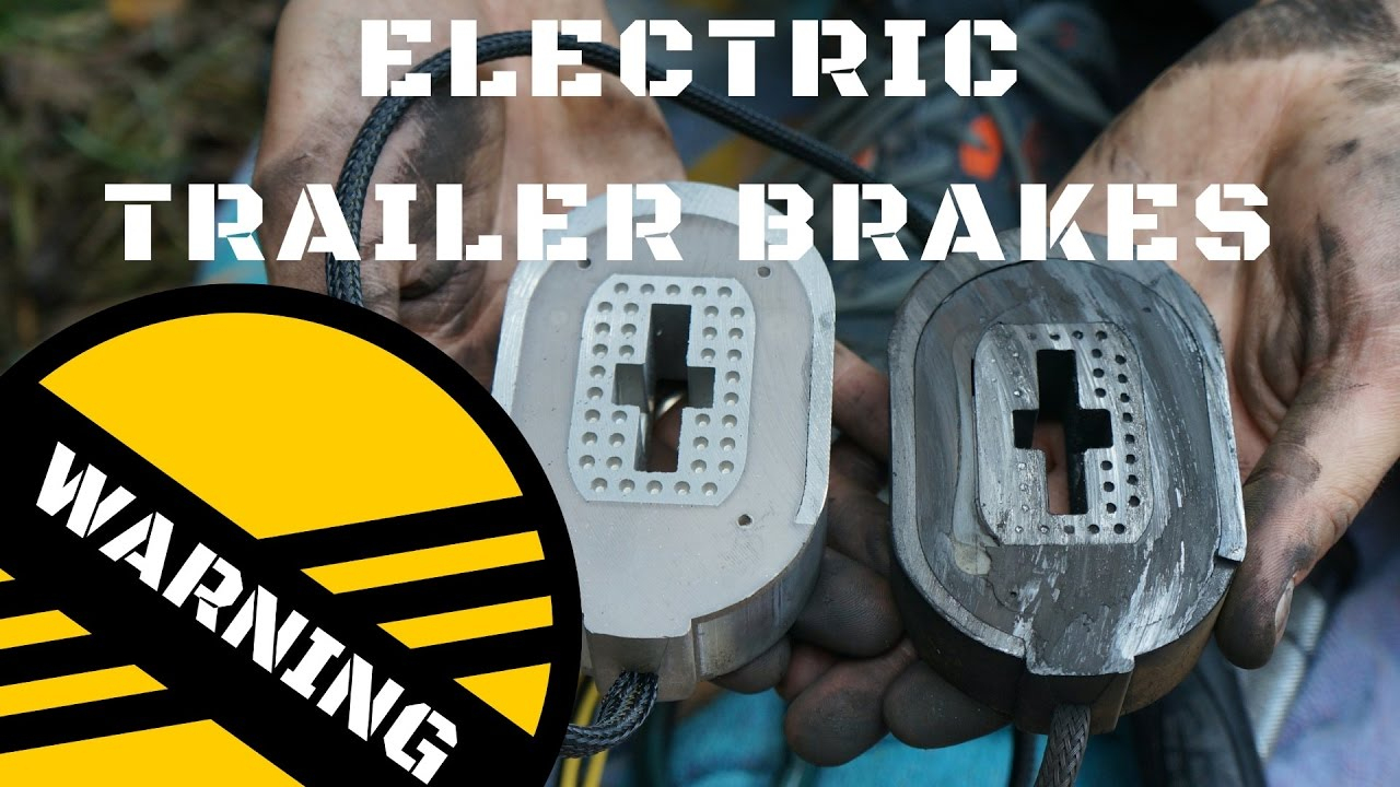 Electric Trailer Brakes Wiring Diagram Australia