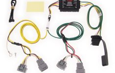 Curt T-Connector Vehicle Wiring Harness With 4-Pole Flat Trailer – Lr3 Trailer Wiring Diagram