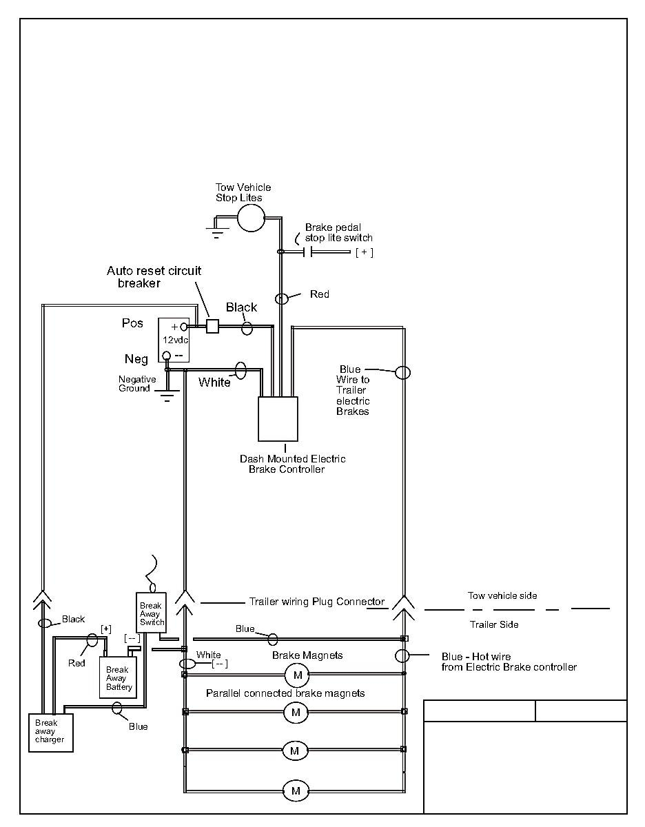 Curt Trailer Wiring Diagram 58141 | Wiring Diagram - Curt Trailer Brake Controller Wiring Diagram