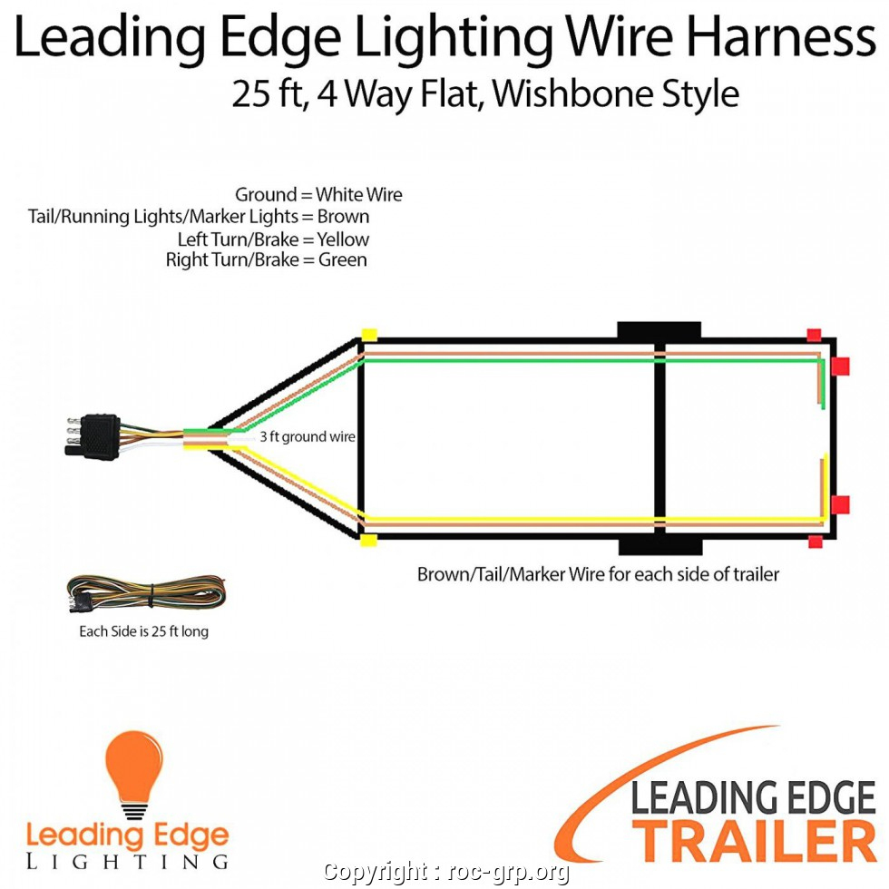 Curt Wiring Diagram | Wiring Library - Trailer Lights Wiring Diagram 4 Way