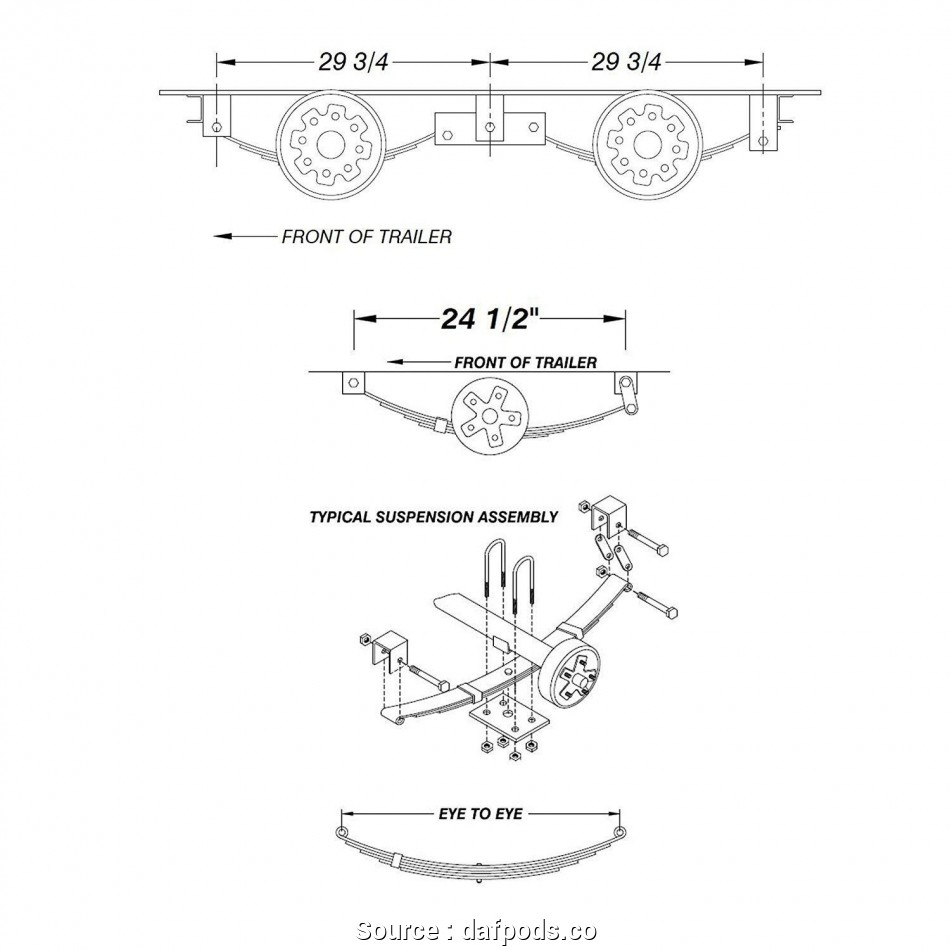 Dexter Trailer Brake Wiring Diagram | Best Wiring Library - 2 Axle Trailer Brake Wiring Diagram