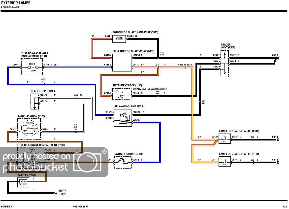 Discovery 2 Trailer Wiring Diagram | Wiring Diagram - Discovery 2 Trailer Wiring Diagram