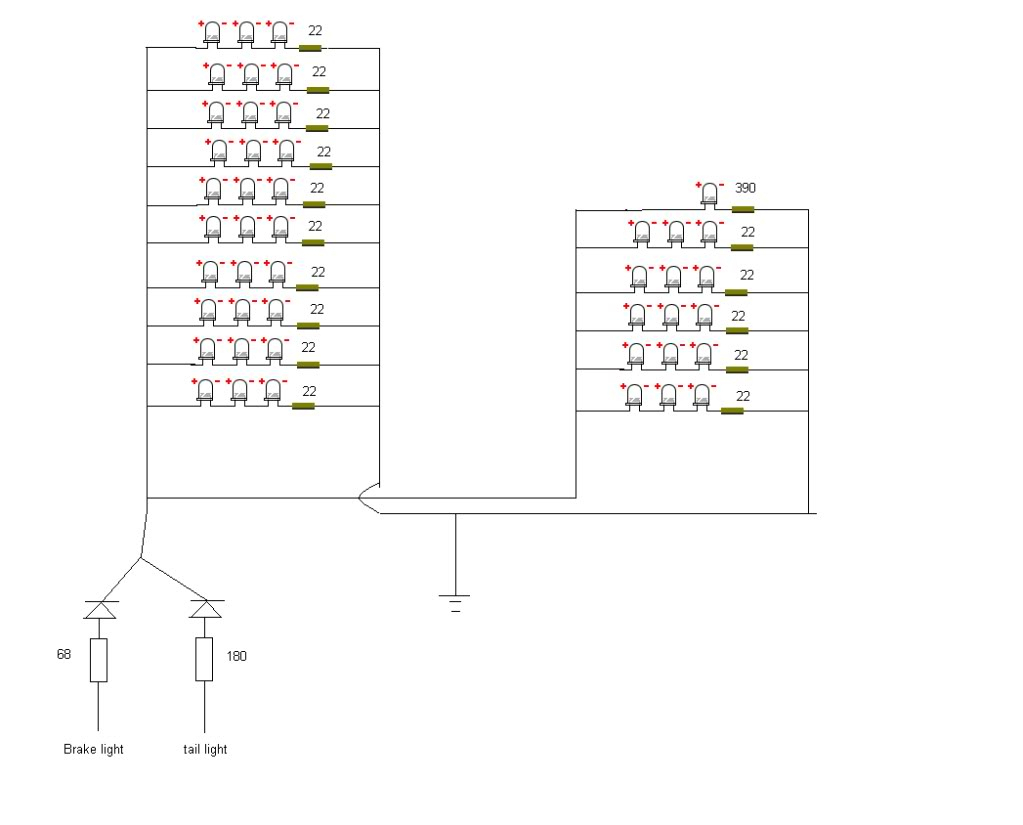 Amazing Wiring Diagram For Fesler Led Tail Light Basic Electronics Wiring Wiring Database Liteviha4X4Andersnl