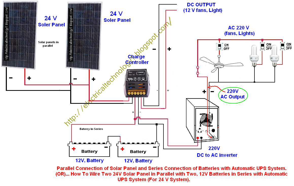 Diy Solar Panel Wiring Diagram To V3 Breaker 001 1024 768 Fair Ups - 24V Trailer Wiring Diagram