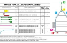 7 Way Trailer Light Wiring Diagram
