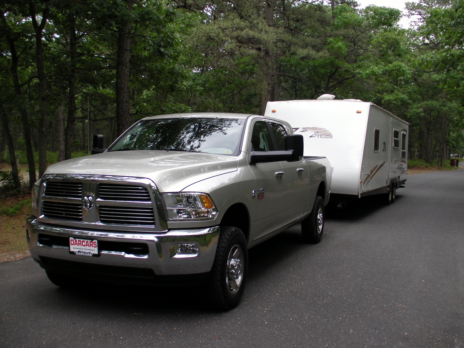 Dodge Ram 2500 Questions - Trailer Brake Controller Problems - Trailer With Brakes Wiring Diagram