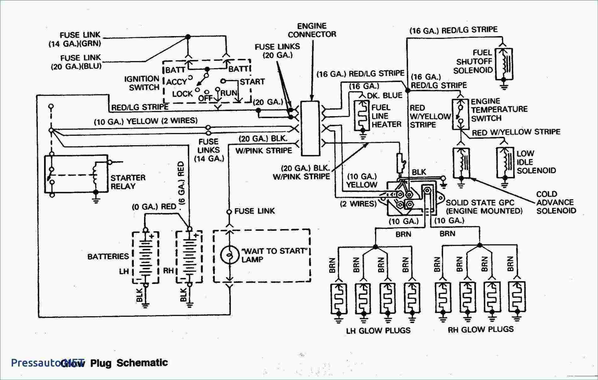 2003 Duramax Ecm Wire Diagram Wiring Diagram