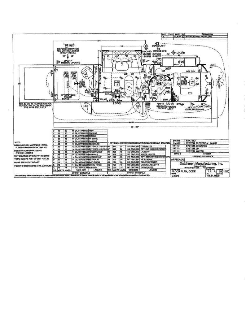 Wiring Diagram Travel Trailer
