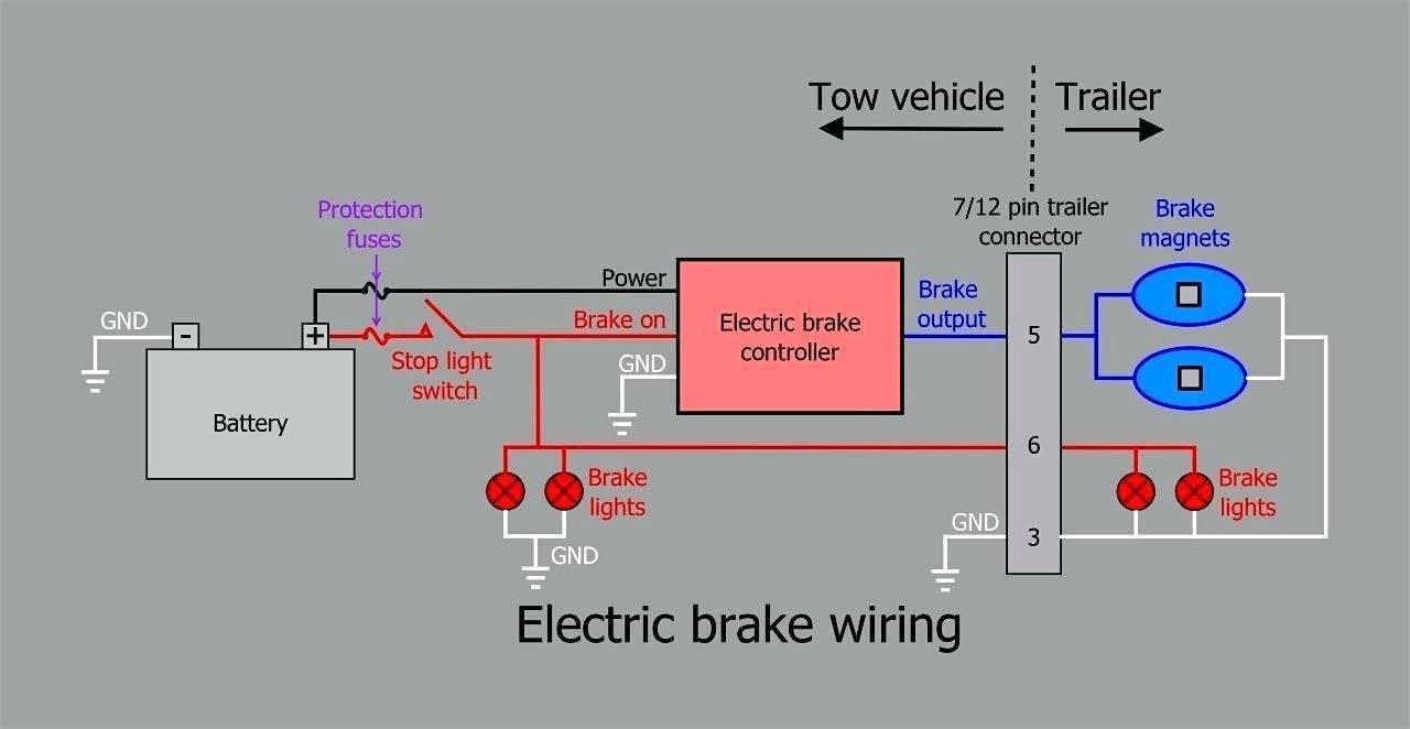 Electric Trailer Ke Breakaway Wiring Diagrams | Wiring Library - Breakaway Trailer Brake Wiring Diagram