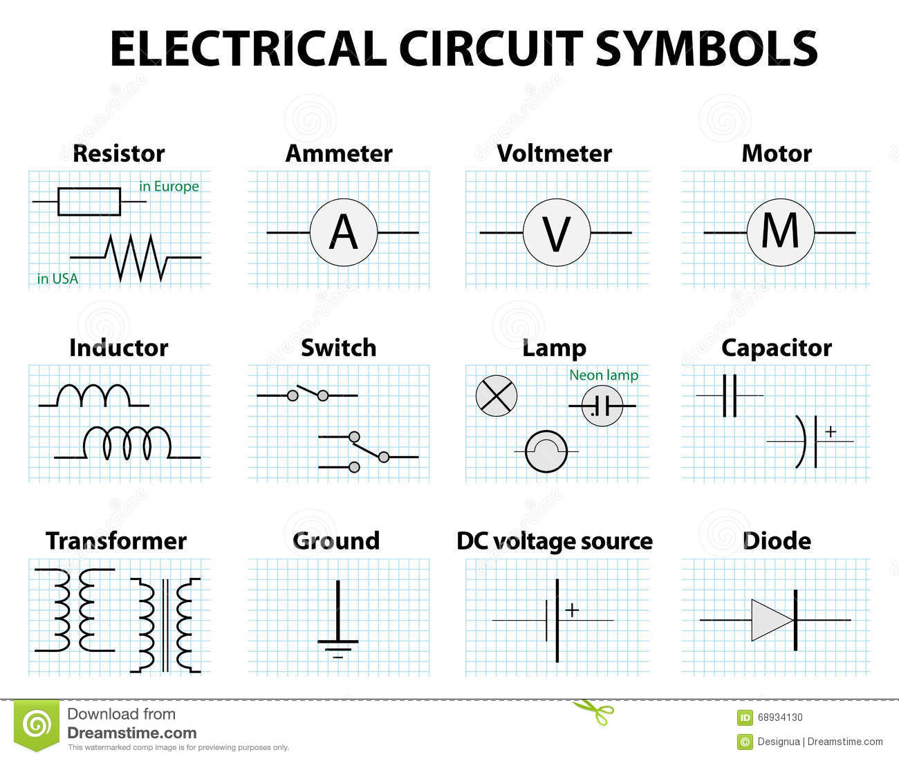 European Electrical Wiring Diagrams Residential | Wiring Diagram - European Trailer Wiring Diagram