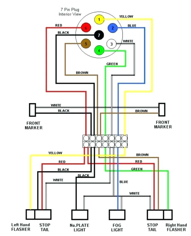 F150 Trailer Wiring Diagram Ford 7 Way Wiring Diagram Ford F 7 Way - 2004 F150 Trailer Wiring Diagram