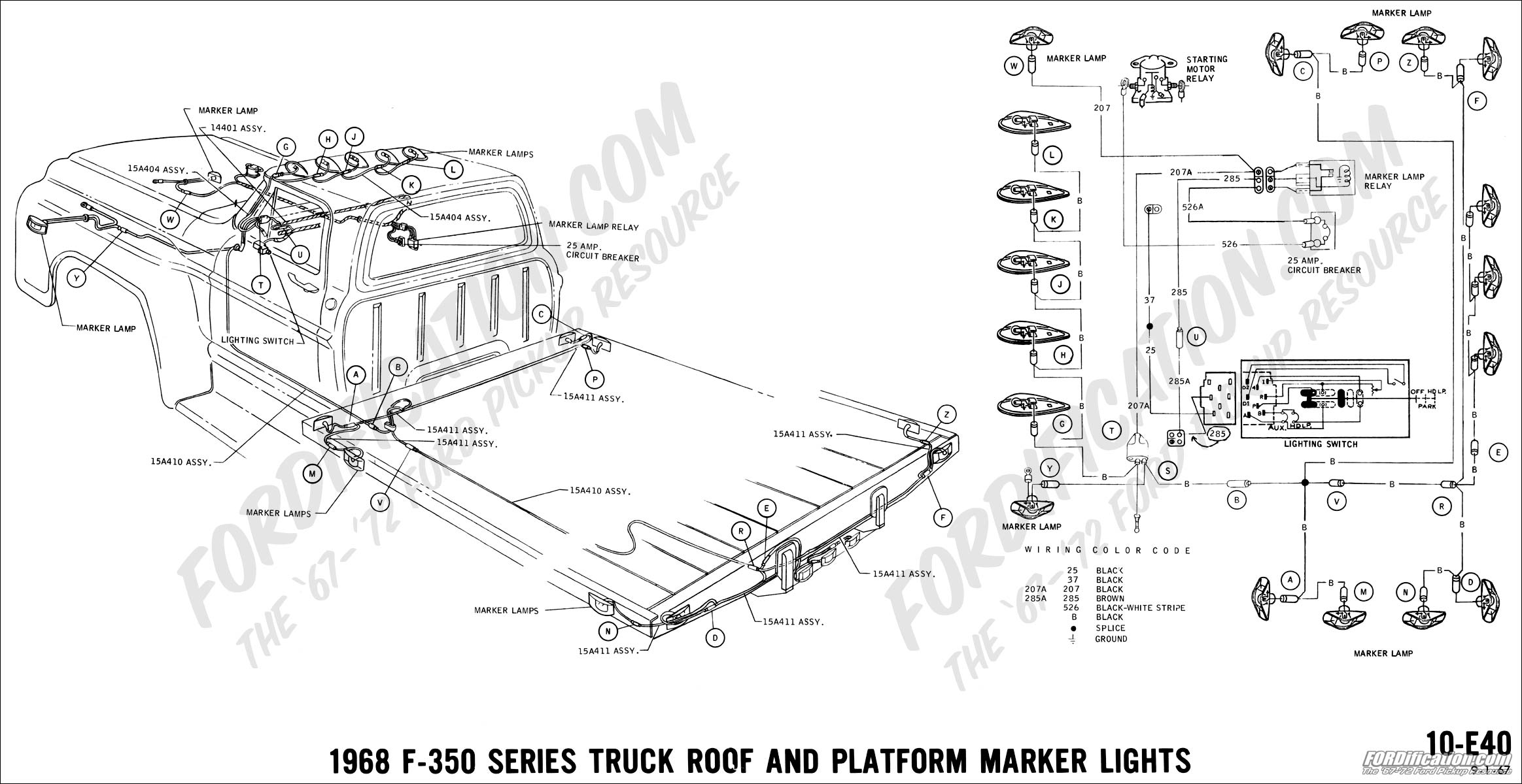 Flatbed Pickup Wiring Diagram | Wiring Diagram - Utility Trailer Wiring Diagram With Brakes