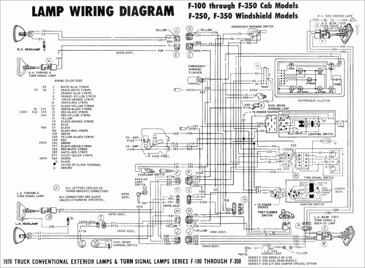 Flat Trailer Wiring Diagram
