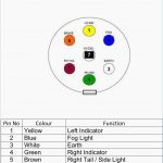 Ford 7 Way Wiring Diagram   Wiring Diagram Explained   Trailer Lights Wiring Diagram 7 Pin
