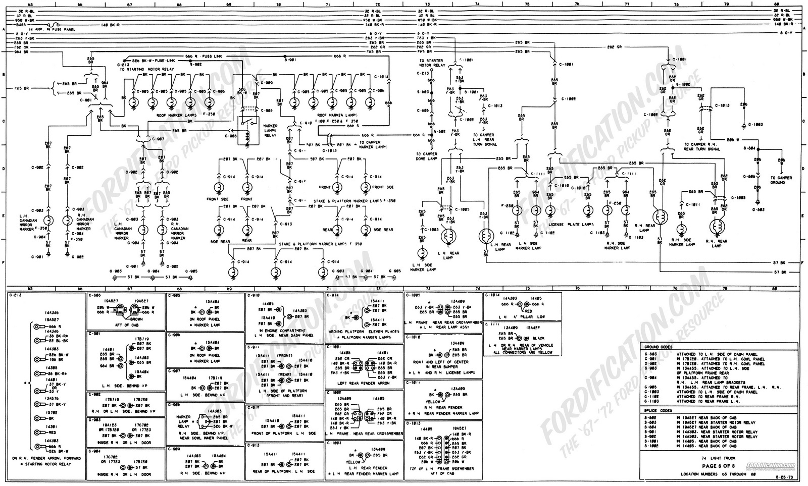 Ford F 150 Wiring - Wiring Diagrams Hubs - Trailer Wiring Diagram For Ford F150