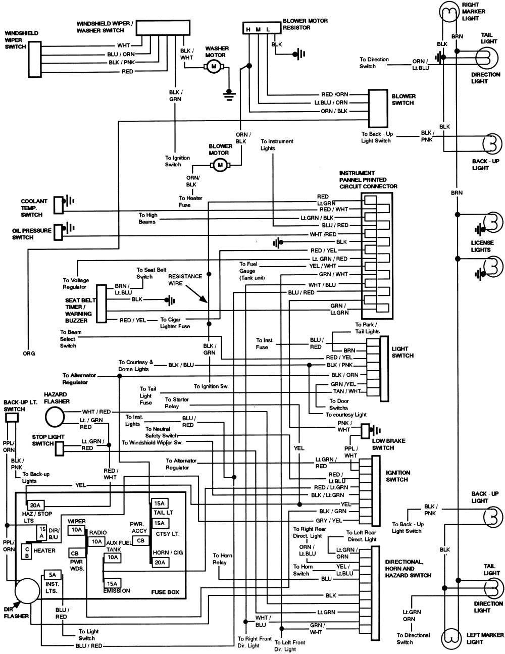 Ford F 350 4X4 Wiring Diagrams - Wiring Diagram Data Oreo - 2011 Ford F350 Trailer Wiring Diagram
