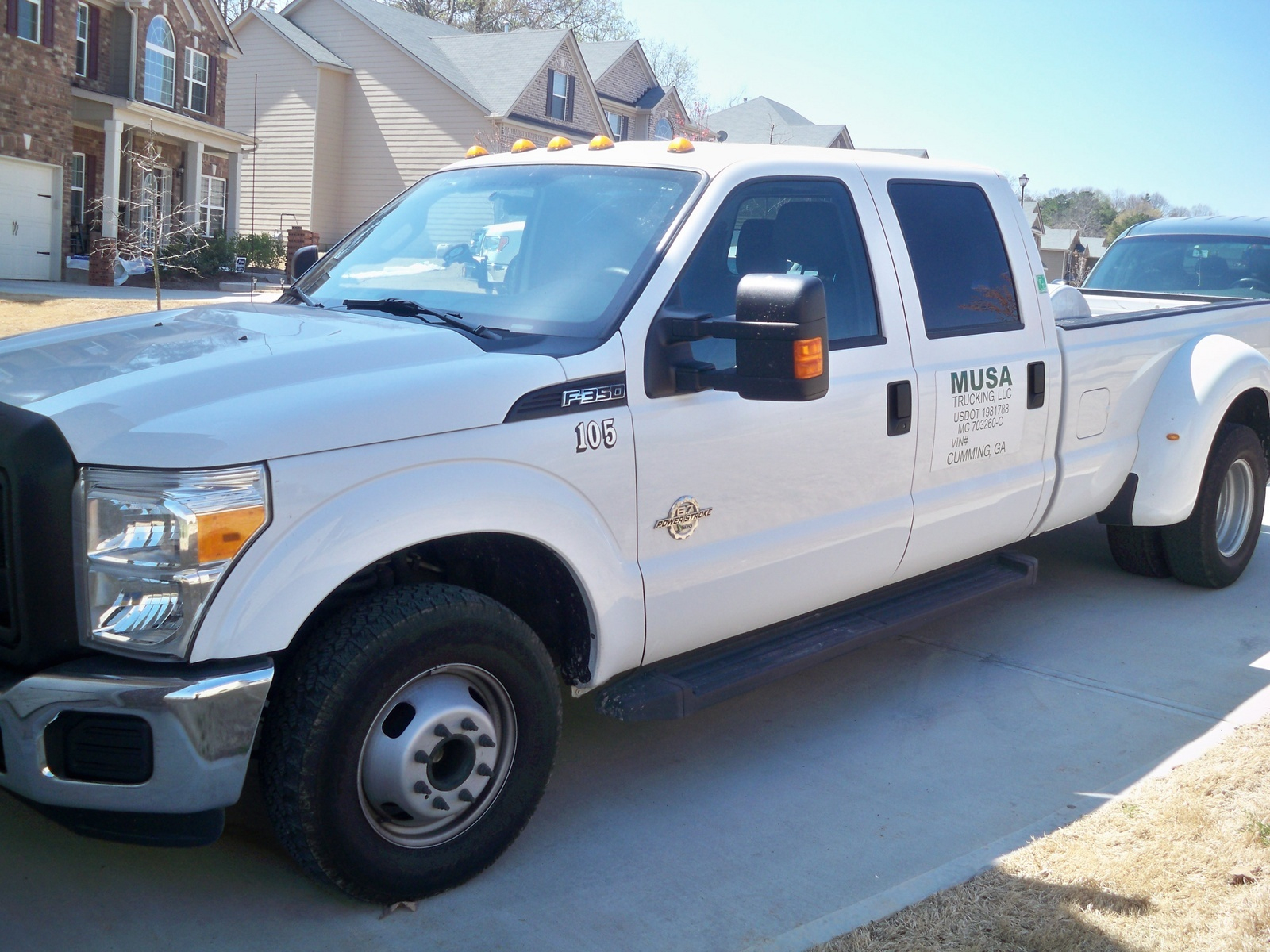 Ford F-350 Super Duty Questions - Need To Locate The Fuse That - 2011 Ford F350 Trailer Wiring Diagram