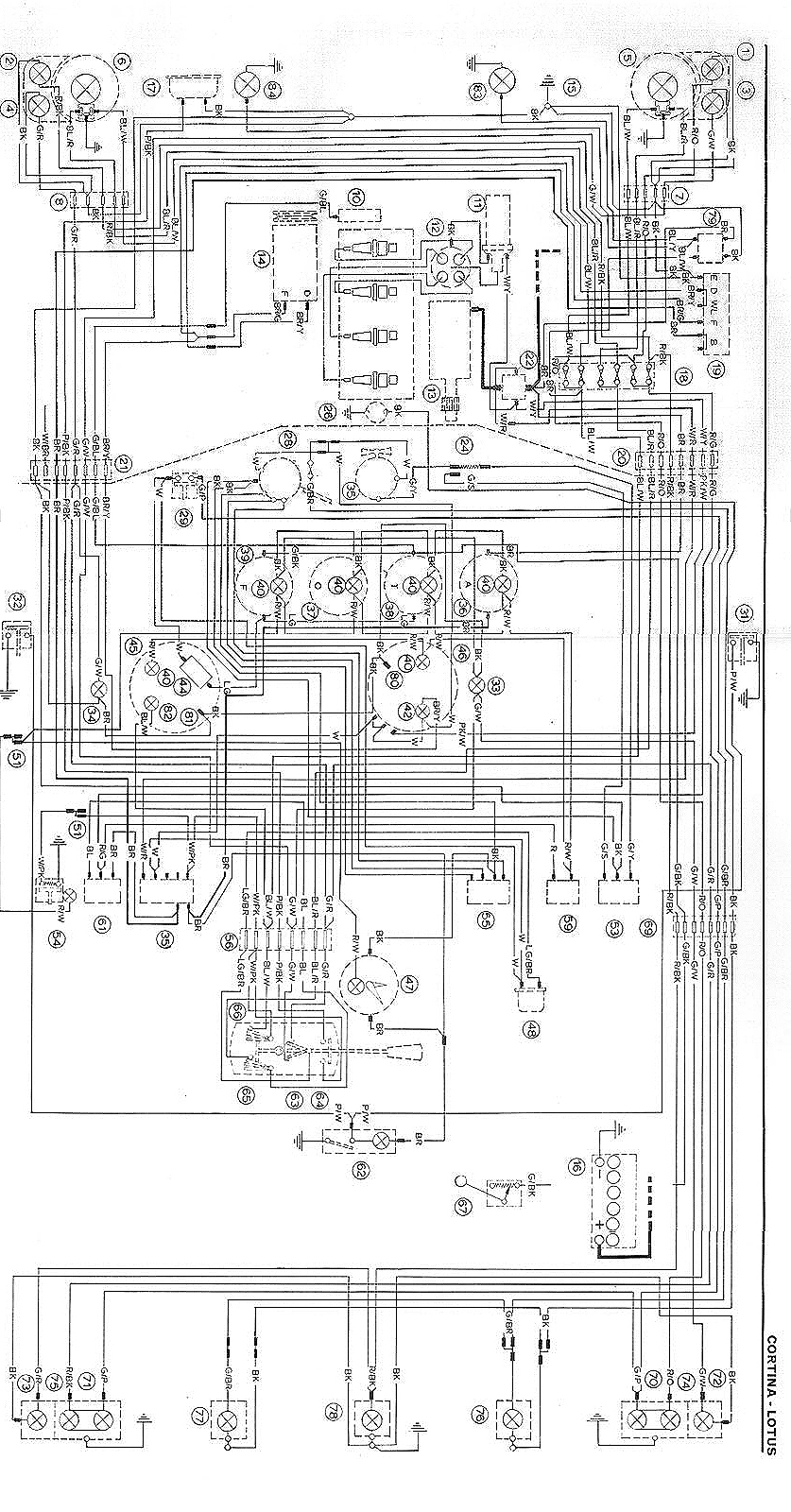 Ford Focus Wiring Diagram Pdf | Wiring Diagram - Mondeo Trailer Wiring Diagram