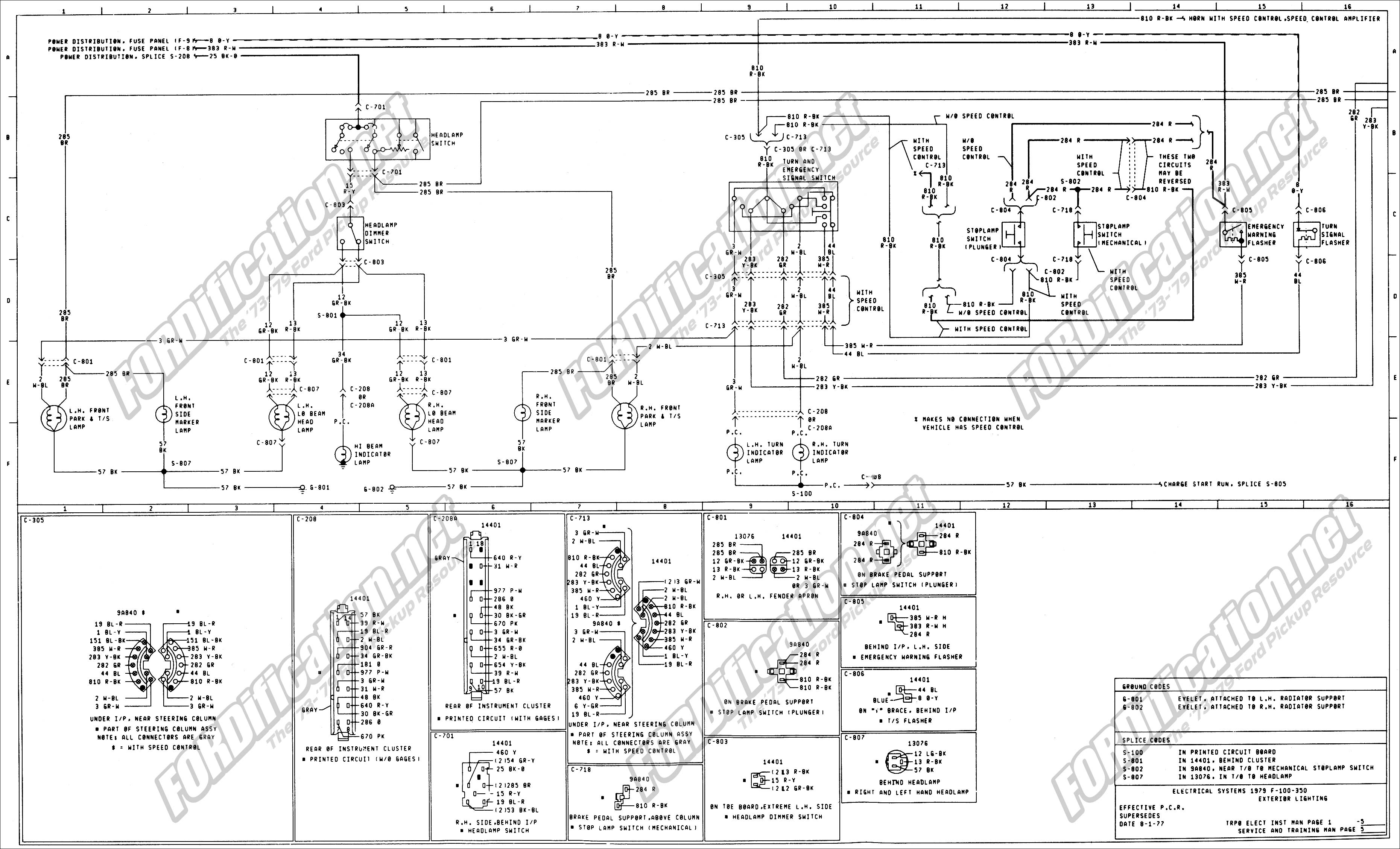 Ford Truck Diagrams - Wiring Diagrams Hubs - Ford Truck Trailer Wiring Diagram