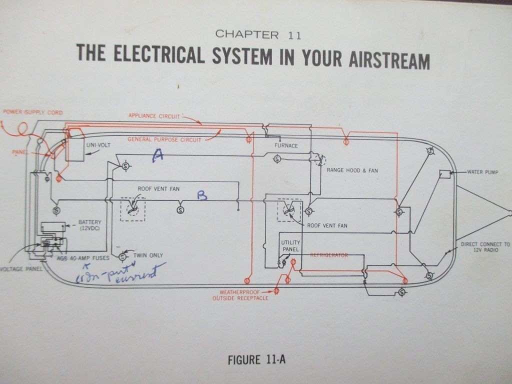 Fox Trailer Wiring Diagram | Wiring Library - Airstream Trailer Wiring Diagram