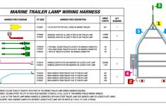 Gallery Of Trailer Light Wiring Diagram 7 Way Pin Plug Check This – Wiring Diagram For Car Trailer Lights