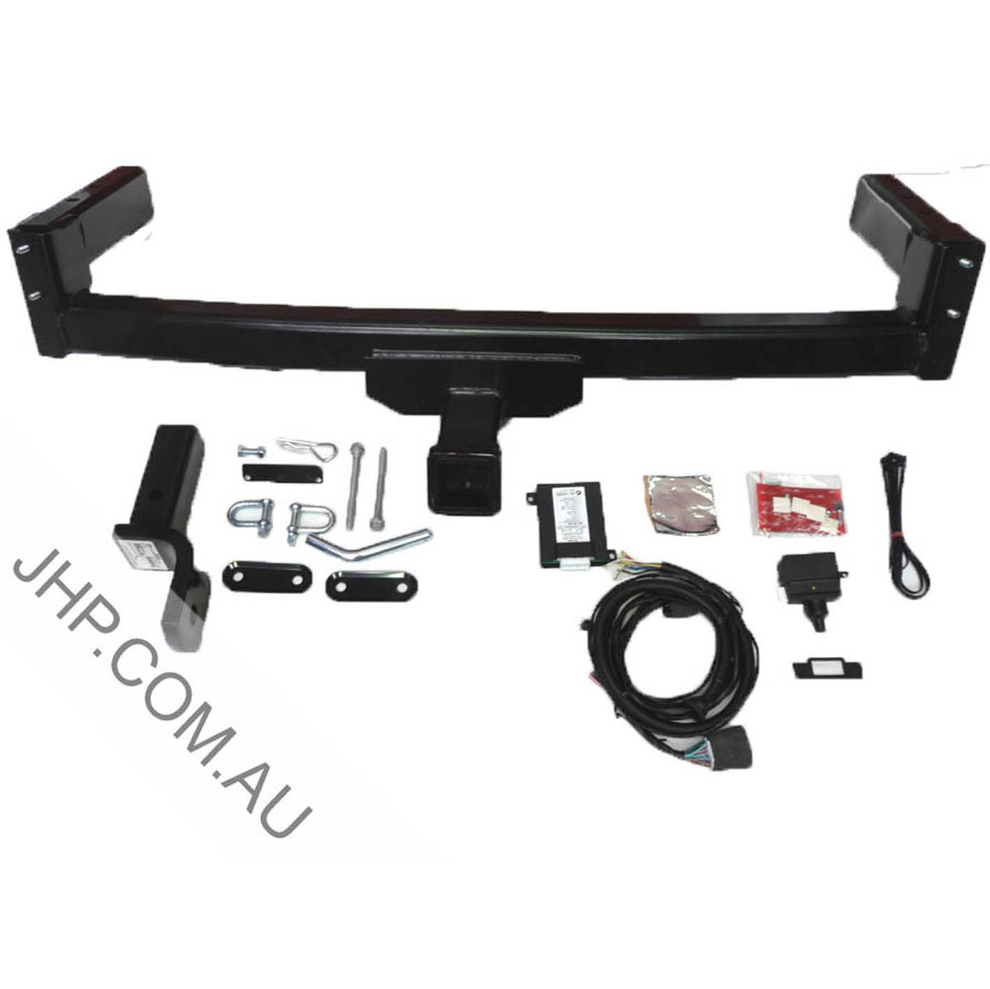 Genuine Gm Holden Commodore Ve Tow Bar Kit With Harness | Jhp - Ve Commodore Trailer Wiring Diagram