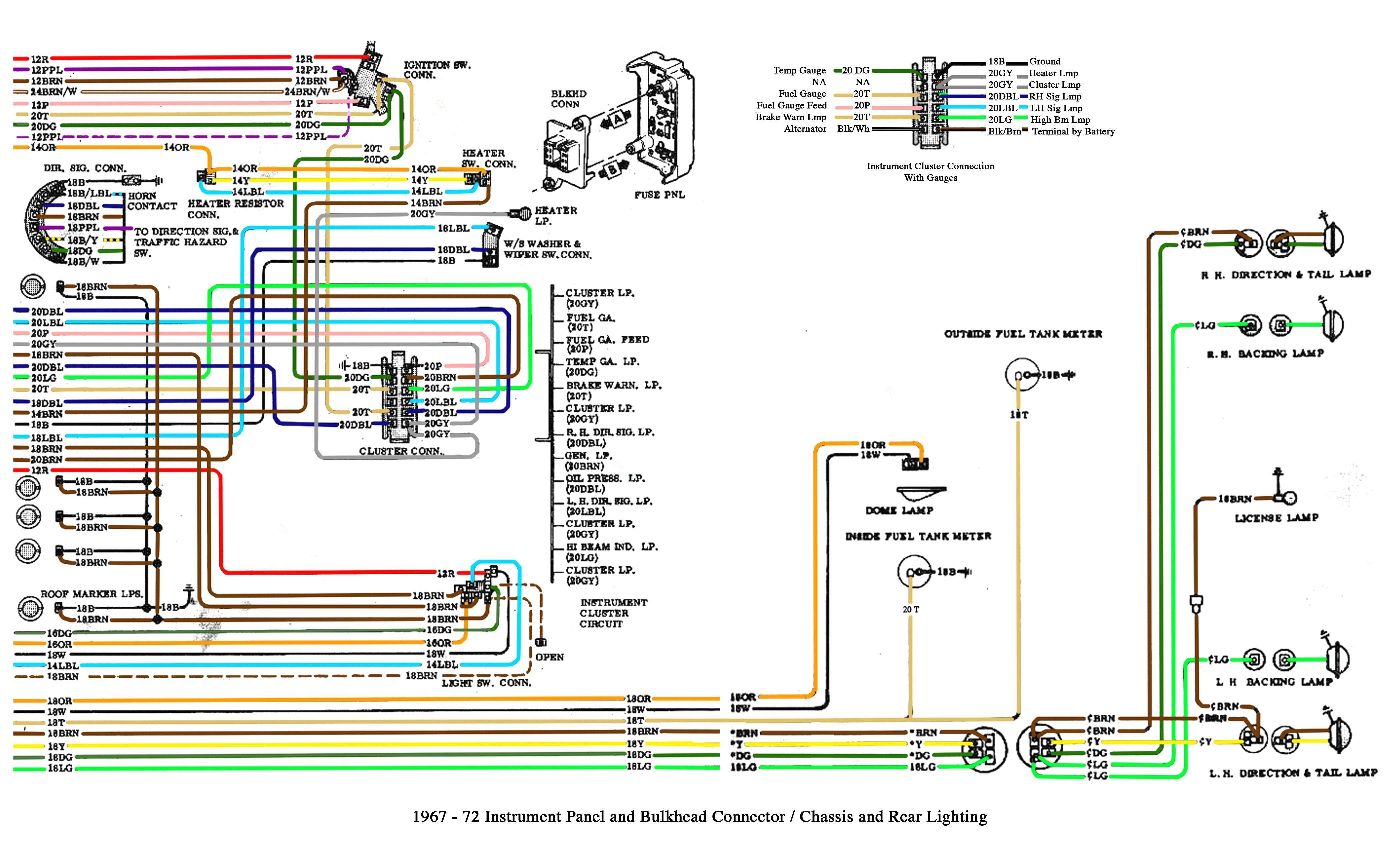 Gm Trailer Wiring Color Code | Wiring Library - Trailer Wiring Diagram Color Code