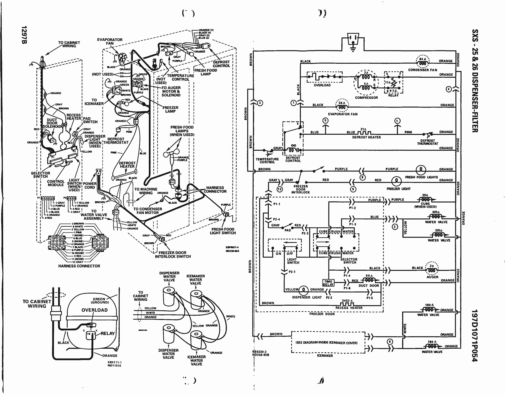 Grote Lights Wiring Diagram | Manual E-Books - Grote Trailer Wiring Diagram